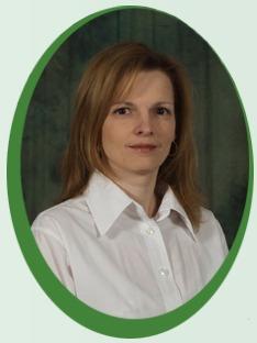 A képen Dr. Cseh Erika, nőgyógyász portré képe látható