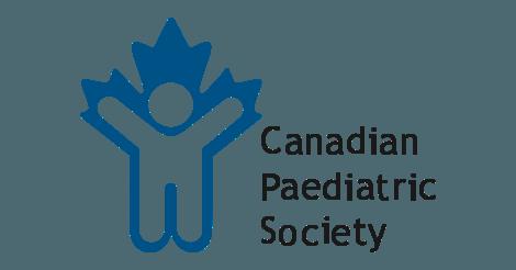 Fiatalság. A képen a Kanadai Gyermekgyógyászati Közösség logója látható. Angolul: Canadian Paediatric Society.