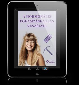 A hormonális fogamzásgátlás veszélyei eBook