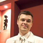 Dr. Tömösváry Zoltán - Rézgyöngy felhelyező orvos