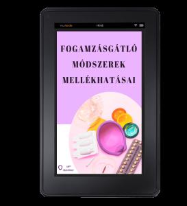 Fogamzásgátló módszerek mellékhatásai eBook