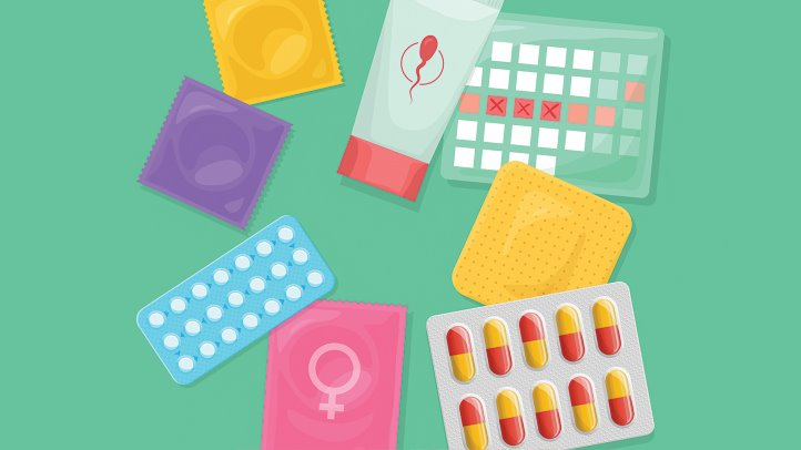 Legjobb fogamzásgátló módszerek